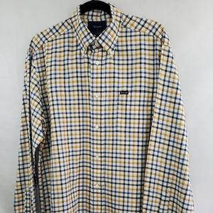 Large Long Sleeve Faconnable Men's Shirt